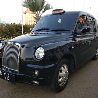 London Taxi Cab Tx4