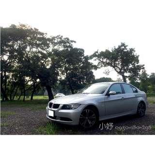 BMW-320i (2007)2.0銀