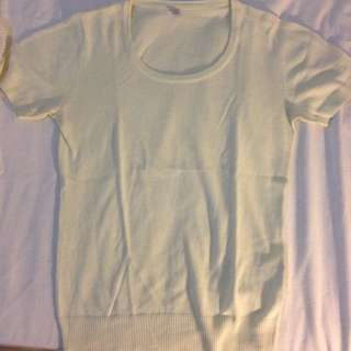 UNIQLO JAPAN Soft Knitted Tee