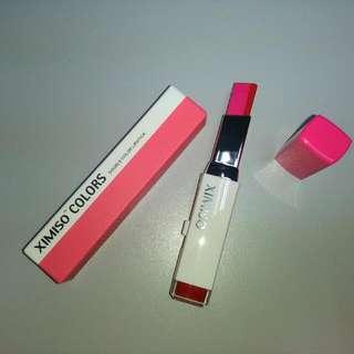 Double Color Lipstick