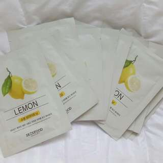 SkinFood Lemon Face Mask