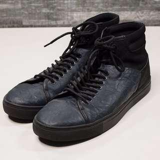designer shoe black barrett 4k (original price 13,000)