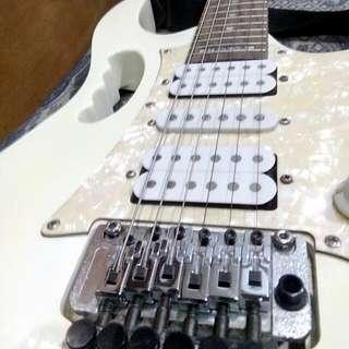 Original Steve Vai Electric Guitar