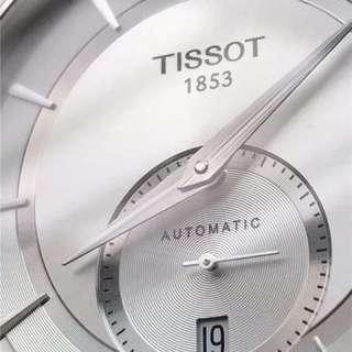 Tissot自動上鍊機械錶