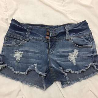 Cute Low Rise Shorts