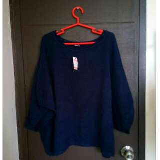 Sweater Weather Sale ❤ Knitted Top From Japan