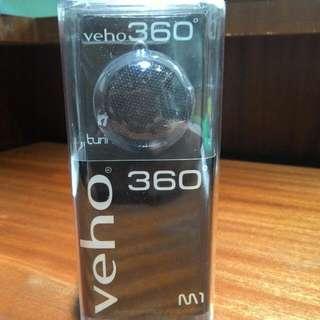 Brandnew Veho 360 Portable Speaker