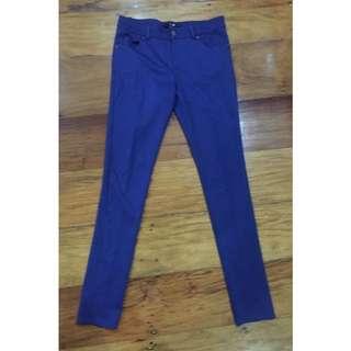 Forever 21 Blue Pants