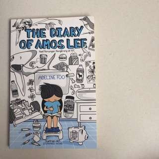 The Diary of Amos Lee (terjemahan)