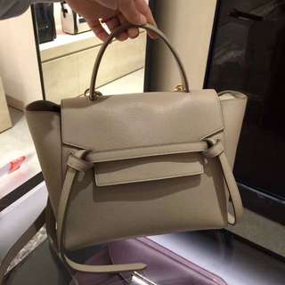 Leather Celine Belt  Bag Inspired