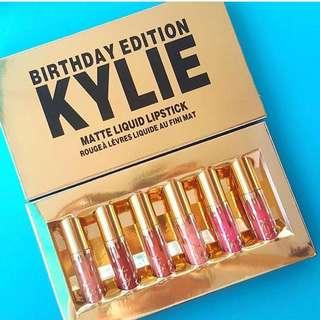 Kyliebirthday Edition