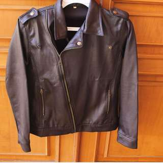 UNBRANDED faux leather jacket
