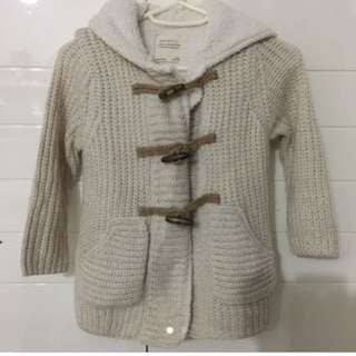 Zara Hooded Cardigan
