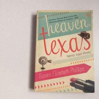 Heaven, Texas (terjemahan)