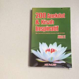 200 Anekdot & Kisah Inspiratif