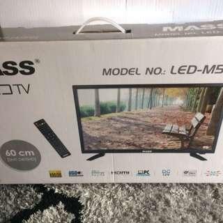 "MASS 24"" LED TV"