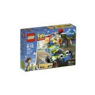 樂高 Lego 7590 玩具總動員
