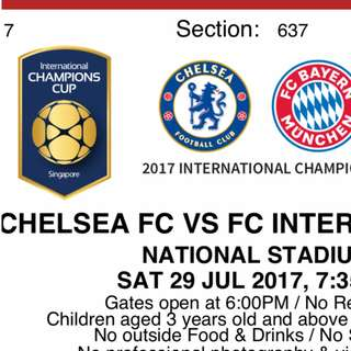 ICC Chelsea vs Inter