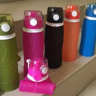 Botol Silicone BPA free