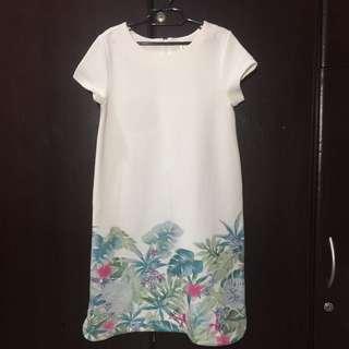 Max White Dress