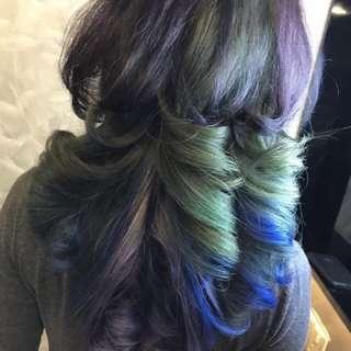 Colour n Hairtreament