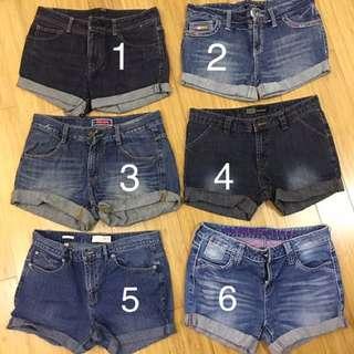 NEW Shorts Jean Pant