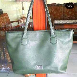 REPRICED!! Authentic Aigner Totebag