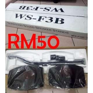 Speaker Stand Model WS-F3B