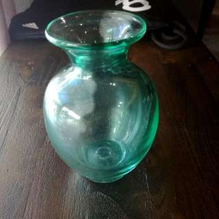 Antique Langkawi Crystal Vase