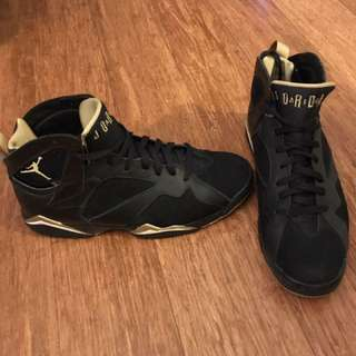 Jordan 7's Golden Moments Pack