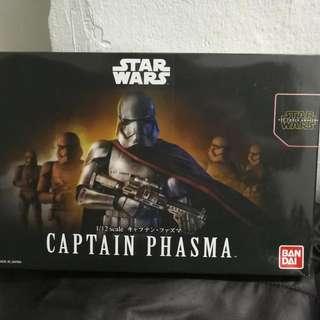 1/12 Scale Captain Phasma Model Kit