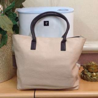 Brand New Tote Bag Sand Colour