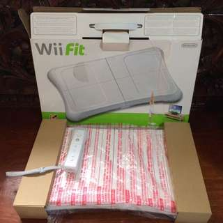 Wii Fit Board From Nintendo Wii