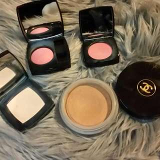 Chanel Tan De Chanel And Blushes