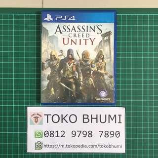 BD PS4 Assassin Creed Unity