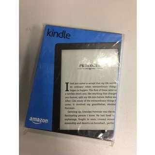 全新! Brandnew, Amazon Kindle 8 E-reader 電子書閱讀器 2016 WiFi 美版 (Black)