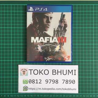 BD PS4 Mafia III