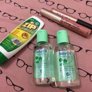Lipstick, Lotion and Warming Baby Oil All For Php 70.00 + Shipping Fee.