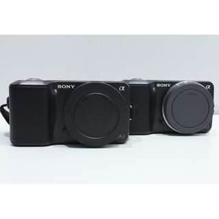 Sony Alpha NEX-3 Mirrorless Camera Body Only