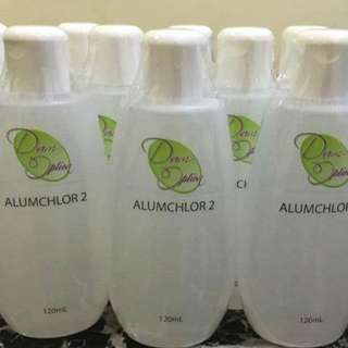 Alumchlor 1 /2 / 3 (Anti-perspirant) By Derm Option