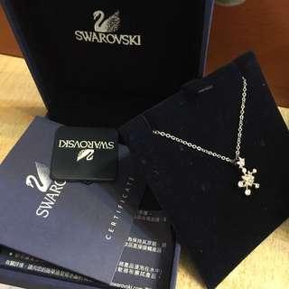 Swarovski 水晶頸鍊