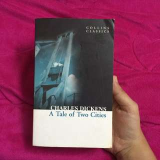 A Tale of Two Cities, Charles Dickens [Collins Classics]
