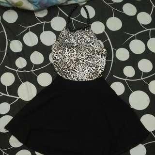 FREE ONGKIR Dress Pesta Black