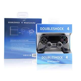 Brand New Wired PS4 Controller for PS4 and PC Steam Game