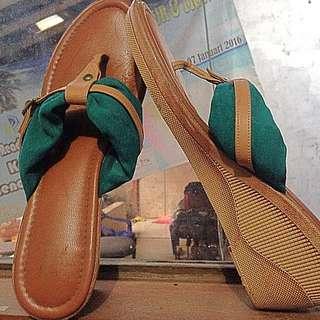 Sandal Wedges Comfit Bata