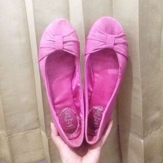 Pink Flat Shoes by The Little Things She Needs