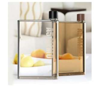 Botol Minum Transparan 420ml