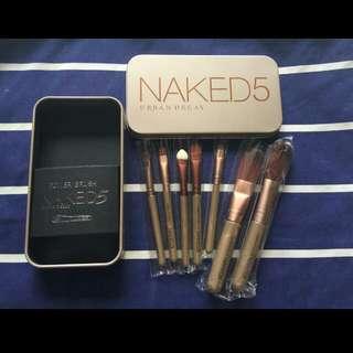 ONHAND: Naked Urban 5 Make Up Brush