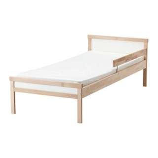 Ikea Kids Bed With Mattress 70x160cm