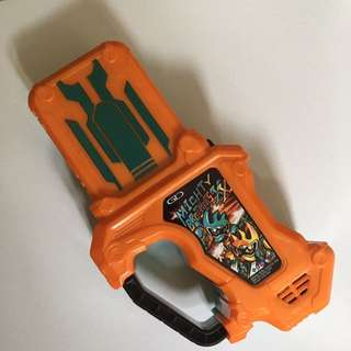 Kamen Rider Ex Aid Mighty Brothers Double X Gashat